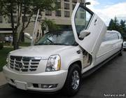 Cheap limousine rental e for wedding,  prom,  night out in Pa
