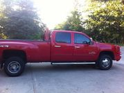 2009 GMC Sierra 3500 Crew Cab Long Bed