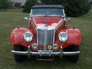 1953 Mg Td 20283 MG: T-Series TF