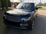 2015 Land Rover Range Rover Autobiography Black Edition LWB