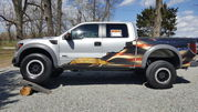 2014 Ford F-150 SVT Raptor Crew Cab Pickup