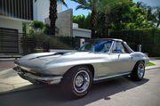 1966 Chevrolet Corvette Silver