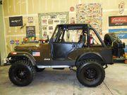 1977 Jeep CJ 5 Brother of the CJ 7