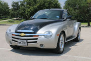 2006 Chevrolet SSR Base Convertible 2-Door wChrome Package