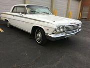 1962 Chevrolet Impala 2 door