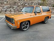 1975 Chevrolet Blazer K5 Cheyenne