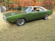 1969 Dodge Charger RT  SE Track Pak