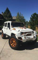 2016 Jeep Wrangler Custom
