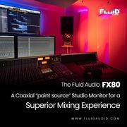 The Fluid Audio FX80