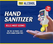 24 Bottles of Hand Sanitizer only $139.95! Free Shipping!