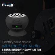 Fluid Audio Strum Buddy Heavy Metal