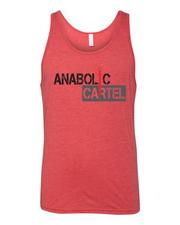 Anabolic Cartel Tank Tops