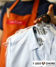 Best Dry Cleaning in Philadelphia - 1Less Chore. Call: 610-801-2821